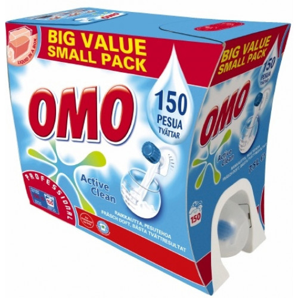 Omo Professional pyykinpesuneste 7,5L