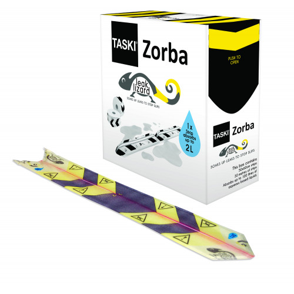 TASKI Zorba Leak Lizard nesteiden imeytysnauha 50kpl