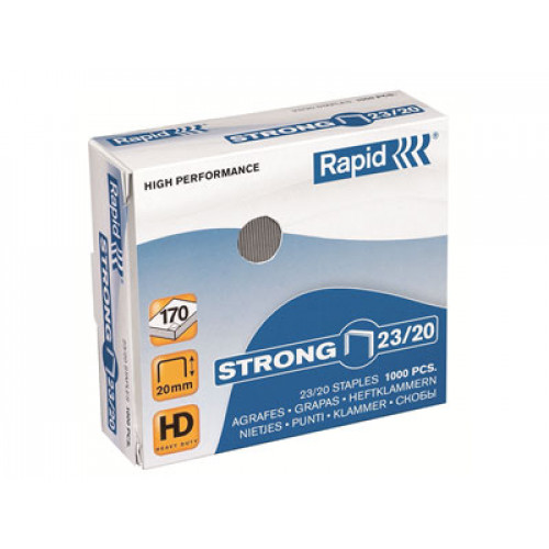 Rapid Strong 21/4mm nitomanasta 5000kpl