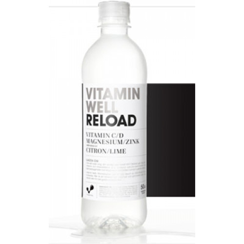 Vitamin Well Reload juoma12x0,5L (ei sis.pantti)