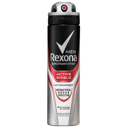 Rexona active shield deodorantti 150ml spray
