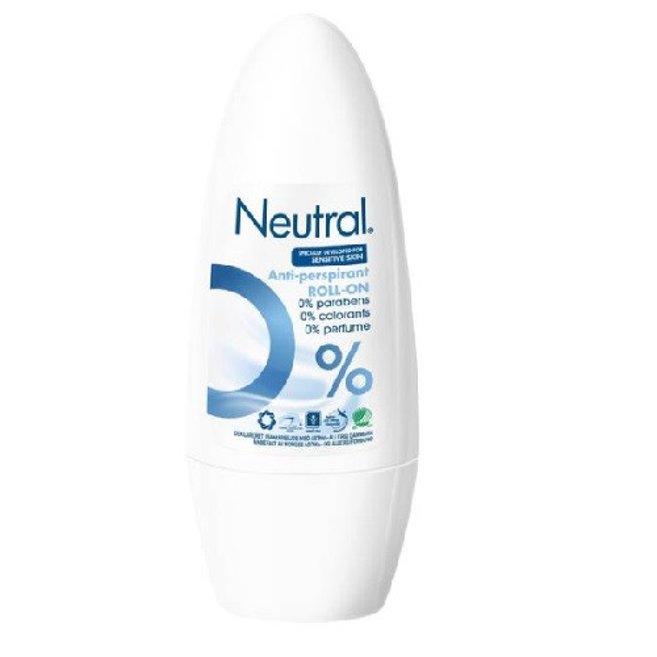 Neutral Roll-on antiperspirantti 50ml