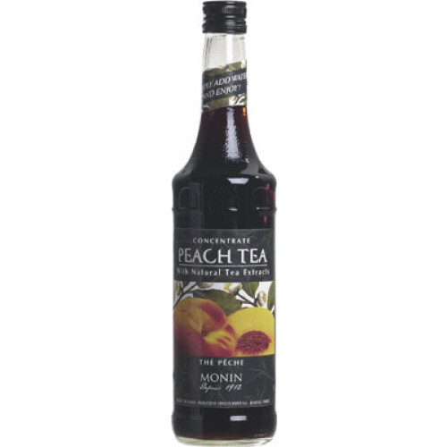 Monin Siirappi Peach Tea  (Persikkatee) 70cl