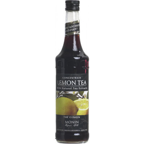 Monin Siirappi Lemon tea (Sitruunatee) 70cl