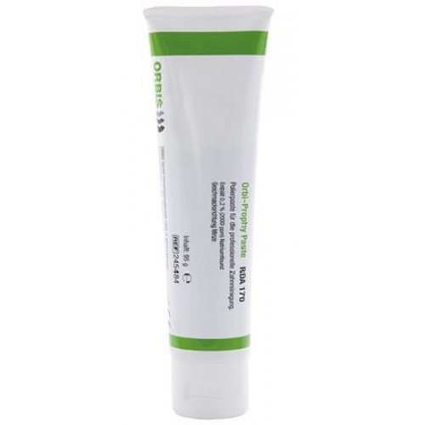 Orbis-puhdistuspasta RDA 170 vihreä keskikarkea 95g