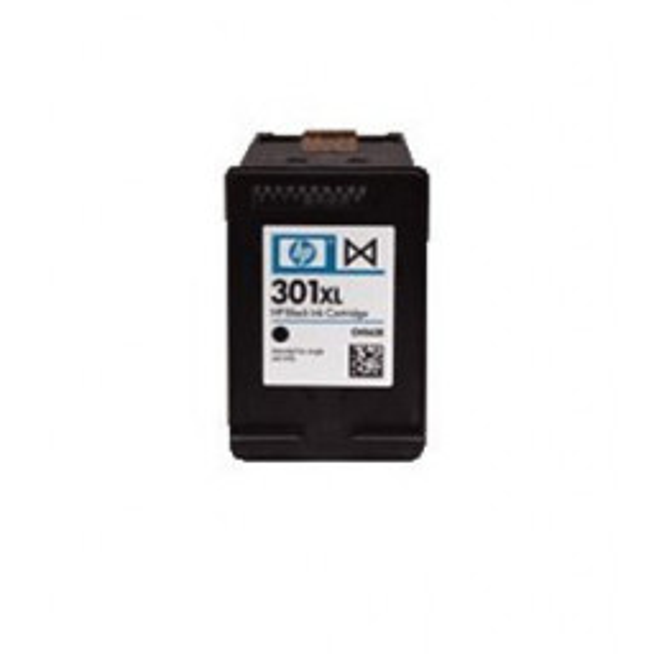 HP no.301XL CH563EE musta mustevärikasetti