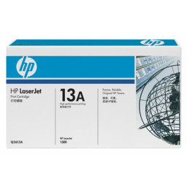 HP Q2613A musta värikasetti LaserJet 1300