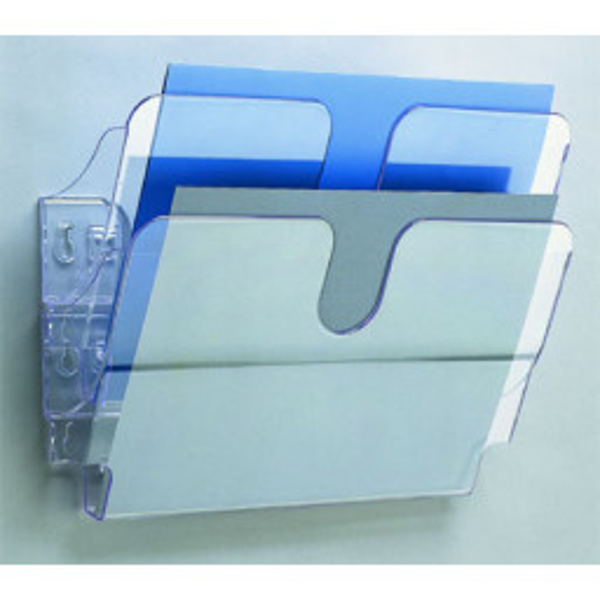 Durable FlexiPlus A4 vaaka 2-osainen esiteteline seinälle