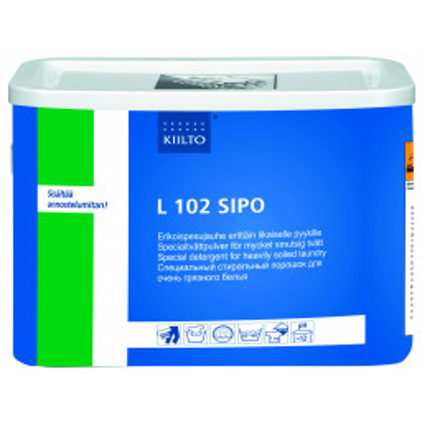 Kiilto L 102 Sipo erikoispesujauhe 4kg
