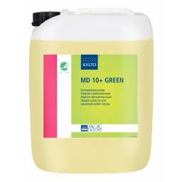 Kiilto MD 10+ Green koneastianpesuaine 20L