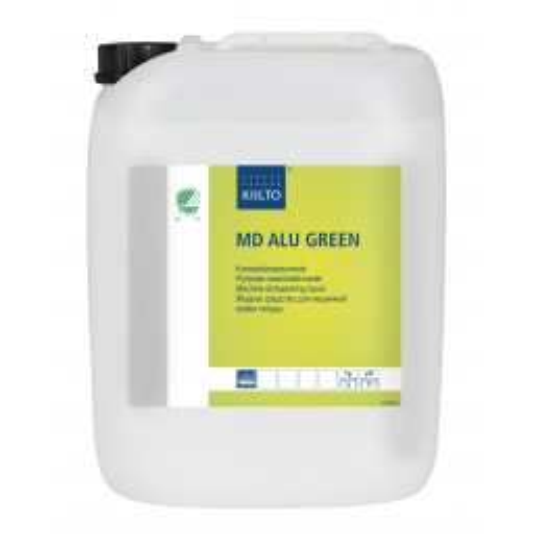 Kiilto MD Alu Green koneastianpesuaine 20L