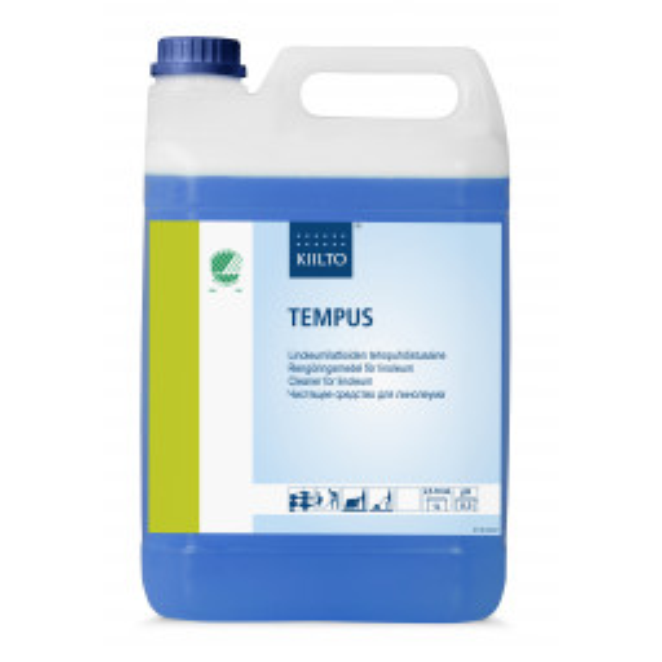 Kiilto Tempus tehopuhdistusaine linoleumlattioille 5L