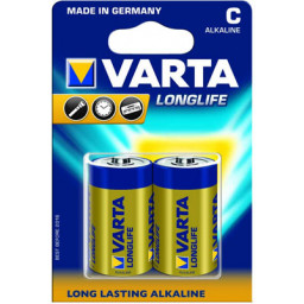 Paristo Varta Longlife C LR14 2kpl