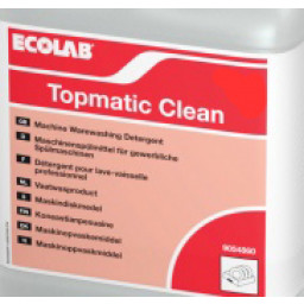 Topmatic Clean koneastianpesuaine 250kg